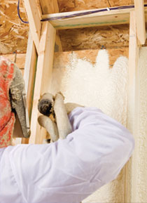 Waterloo Spray Foam Insulation Services and Benefits